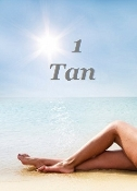 1 Single Tanning Session
